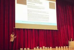 2. Ulusal Fizyoterapi ve Rehabilitasyon Öğrenci Kongresi'nde Öğrencimiz Ödül Aldı