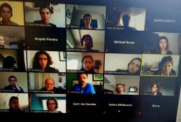 """ASSISTANT PROF. DR. ŞULE BADILLI DEMİRBAŞ PARTICIPATED TO ONLINE MEETING OF ENPHE TITLED """"COVID-19 and ITS EFFECTS ON PHYSIOTHERAPY EDUCATION"""""""